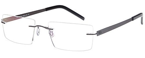 Rimless Glasses Replacement Lenses