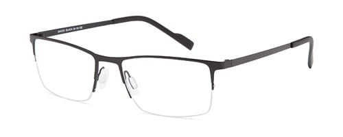 Replacement Lenses for Semi Rimless Glasses