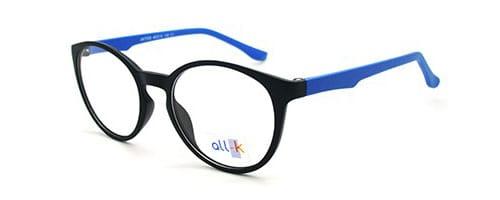 All-K 7008 Black/Blue