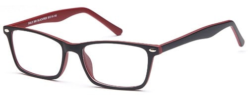 Solo 585 Black/Red