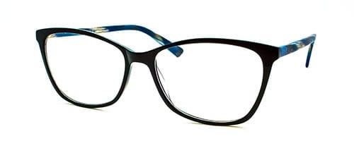 All-K 8024 Black/Blue
