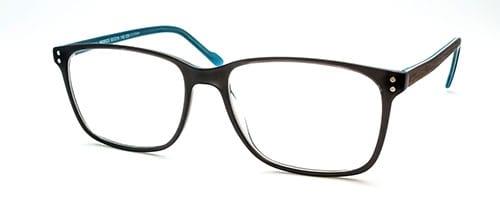 All-K 9023 Brown/Blue