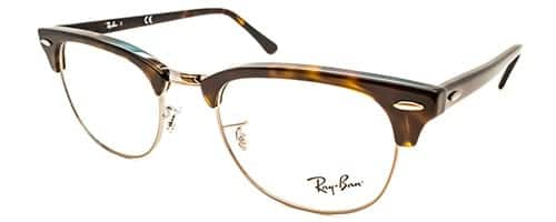 Ray-Ban 5154 Clubmaster Tortoise