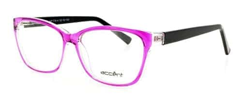Accent 778 Pink/Black