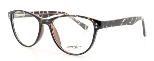 Accent 782 Dark Brown Pattern