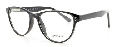 Accent 782 Black