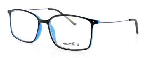 Accent 770 Blue/Black