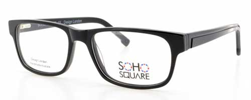 Soho Square SS22 Black/Grey