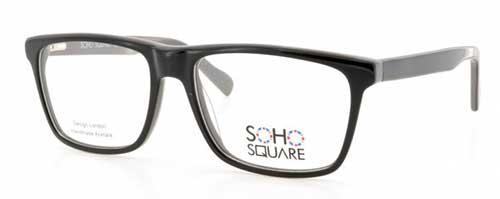 Soho Square SS23 Black