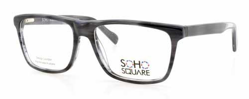 Soho Square SS23 Marble/Black