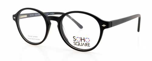 Soho Square SS25 Matt/Black