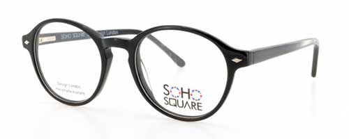 Soho Square SS25 Gloss/Black