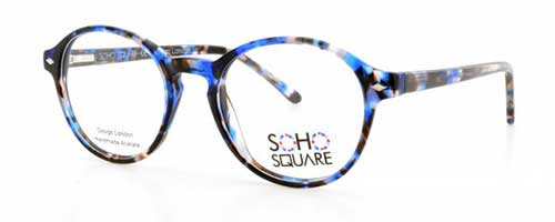 Soho Square SS25 Blue/Brown
