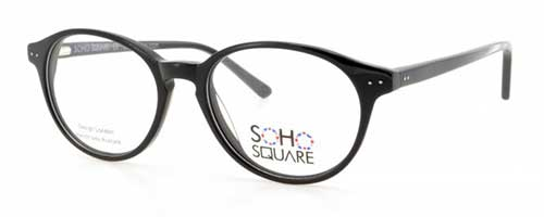 Soho Square SS26 Gloss Black