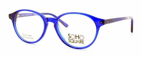 Soho Square SS26 Blue