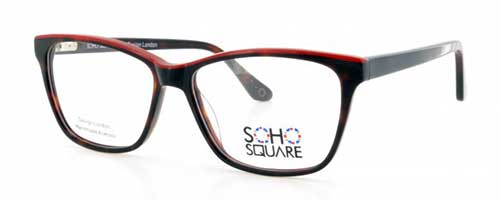 Soho Square SS29 Red/Black