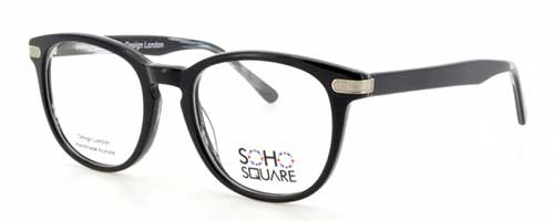 Soho Square SS33 Black