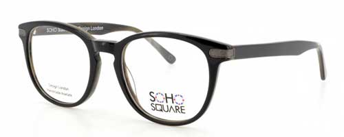Soho Square SS33 Black/Brown