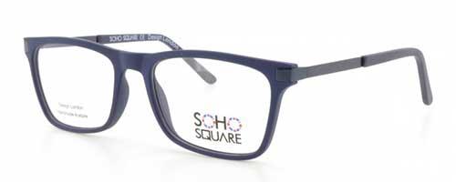 Soho Square SS34 Blue