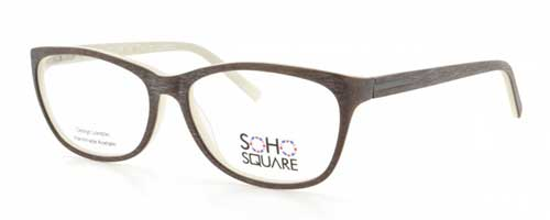 Soho Square SS36 Brown/Grey