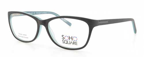 Soho Square SS36 Black/Blue