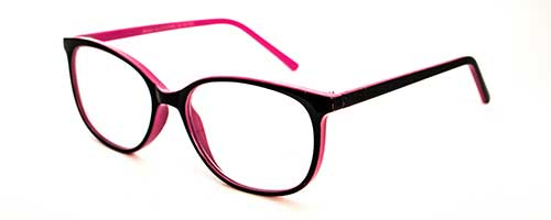 Brooksfield BR264 Black/Pink
