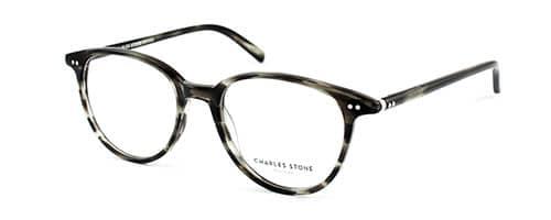 Charles Stone NY30005 Black Grey Crystal