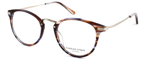 Charles Stone N30007 Brown/Blue