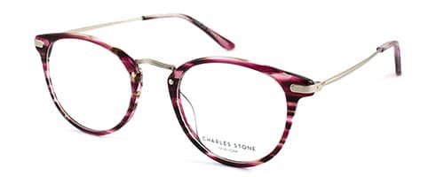Charles Stone N30007 Rose Red/Purple