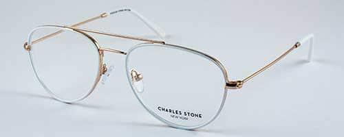 Charles Stone NY30020 White/Gold