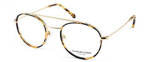Charles Stone NY30021 Tortoiseshell/Gold