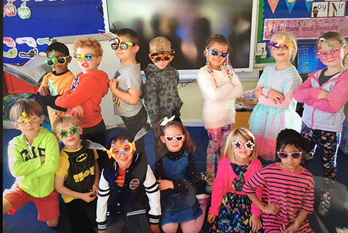 Glassesonspec Little Chalfont Primary School