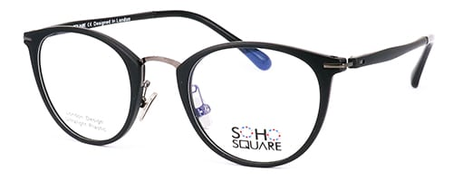 Soho Square SS40 Matt Black