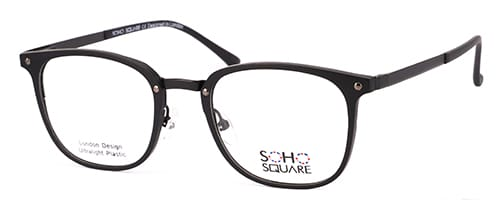Soho Square SS41 Matt Black