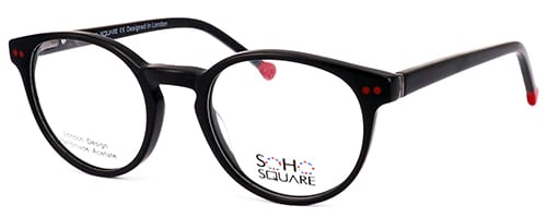 Soho Square SS43 Black/Red