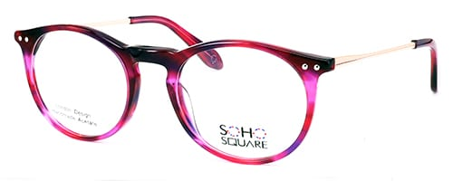 Soho Square SS44 Pink/Gold