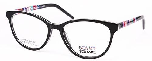 Soho Square SS45 Black
