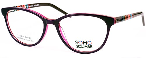 Soho Square SS45 Pink