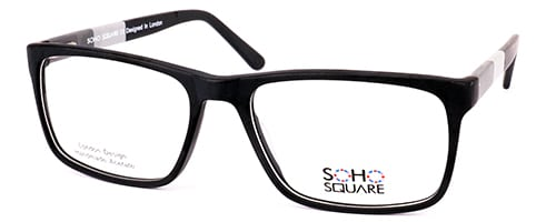 Soho Square SS48 Black/Grey