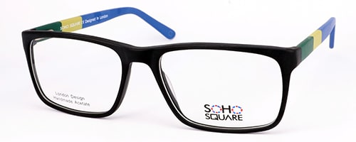 Soho Square SS48 Black/Blue