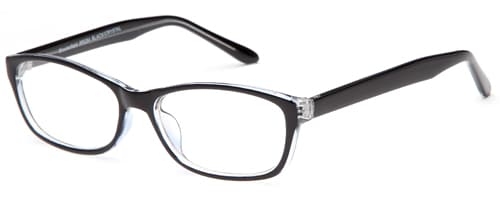 Brooksfield BR254 Black/Crystal