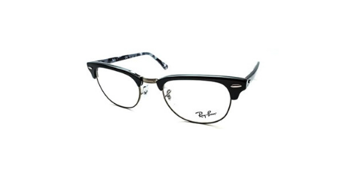 Ray-Ban 5154 Clubmaster Black